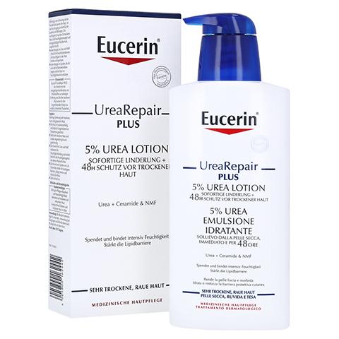 Eucerin UreaRepair plus Lotion 5% 400 Milliliter