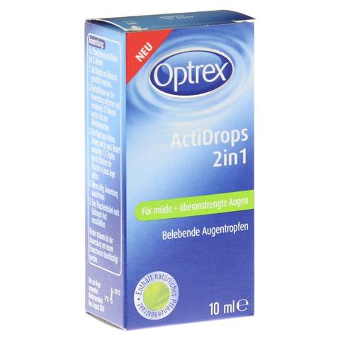 OPTREX ActiDrops 2in1 f.müde+überanstrengte Augen 10 Milliliter