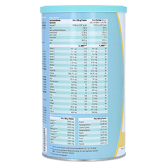 Apoday Vanilla Slim Pulver Dose 450 Gramm - Rechte Seite
