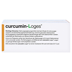 curcumin-Loges 120 Stück - Oberseite