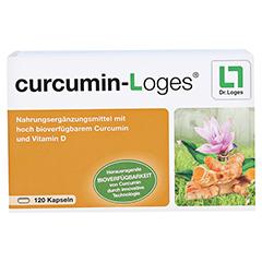 curcumin-Loges 120 Stück - Vorderseite