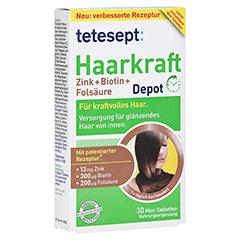 TETESEPT Haarkraft Depot Filmtabletten 30 Stück
