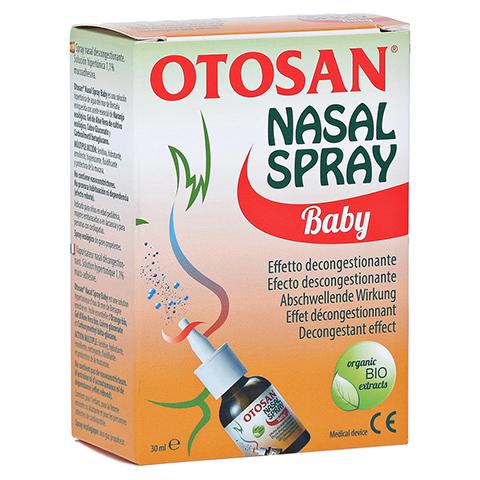 OTOSAN Baby Nasenspray 30 Milliliter