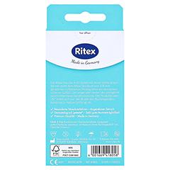 RITEX 47 Kondome 8 Stück - Rückseite