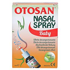 OTOSAN Baby Nasenspray 30 Milliliter - Vorderseite