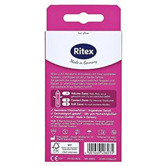 Ritex Lust Kondome 8 Stück - Rückseite