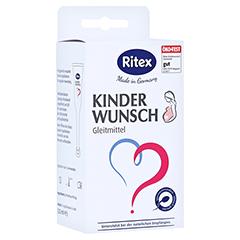 Ritex Kinderwunsch Gleitmittel Gel 8x4 Milliliter