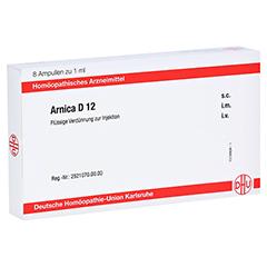 ARNICA D 12 Ampullen 8x1 Milliliter N1