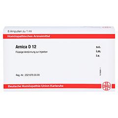 ARNICA D 12 Ampullen 8x1 Milliliter N1 - Vorderseite