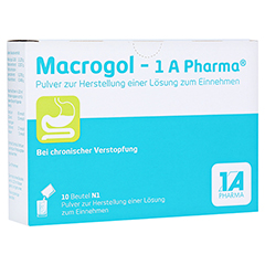 Macrogol-1A Pharma 10 Stück N1