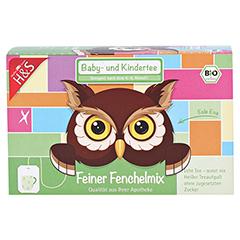 H&S Bio Baby- u.Kindertee Feiner Fenchelmix Fbtl. 20x1.5 Gramm - Vorderseite