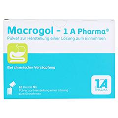 Macrogol-1A Pharma 10 Stück N1 - Vorderseite