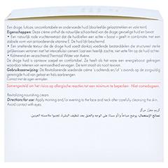 Avène Les Essentiels Revitalisierende Nutritive Creme 50 Milliliter - Linke Seite