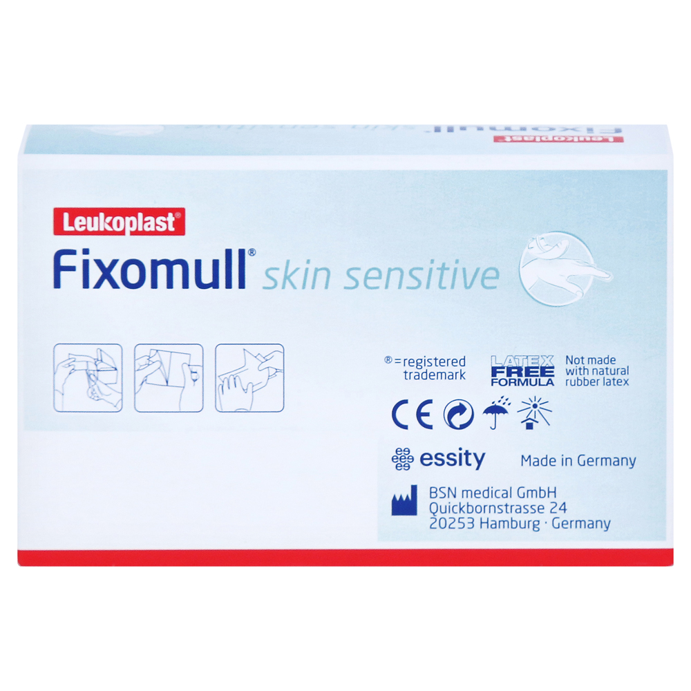 Fixomull skin sensitive