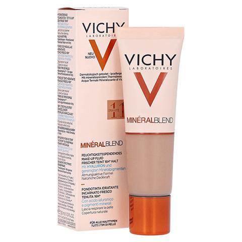 Vichy Mineralblend Make-up Fluid Nr. 11 Granite 30 Milliliter