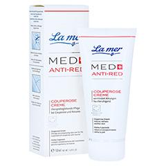 LA MER MED+ Anti-Red Couperose Creme o.Parfüm 50 Milliliter