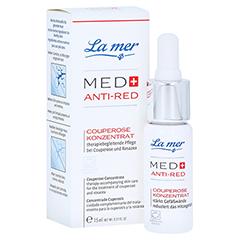 LA MER MED+ Anti-Red Couperose Konzentrat o.Parfum 15 Milliliter