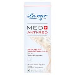 LA MER MED+ Anti-Red Redness Reduction Cream o.P. 30 Milliliter - Vorderseite