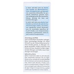 LA MER MED+ Anti-Red Couperose Konzentrat o.Parfum 15 Milliliter - Rückseite