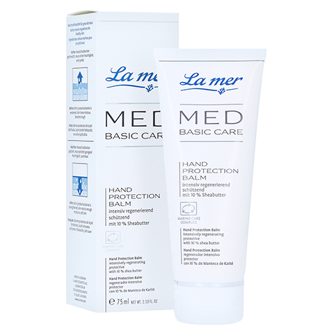 LA MER MED Basic Care Hand Protection Balm o.P. 75 Milliliter