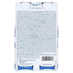 Fresubin 2 kcal Drink Vanille Trinkflaschen 24x200 Milliliter - Rückseite