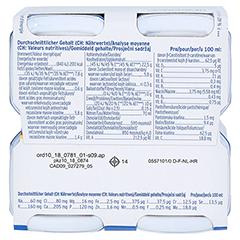 Fresubin 2 kcal Drink Vanille Trinkflaschen 24x200 Milliliter - Unterseite