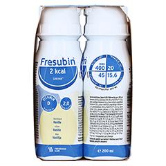 Fresubin 2 kcal Drink Vanille Trinkflaschen 24x200 Milliliter - Linke Seite