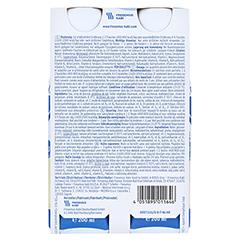 Fresubin 2 kcal Drink Vanille Trinkflaschen 4x200 Milliliter - Rückseite