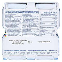 Fresubin 2 kcal Drink Waldfrucht Trinkflaschen 4x200 Milliliter - Unterseite