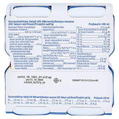 FRESUBIN PROTEIN Energy DRINK Multifrucht Tr.Fl. 4x200 Milliliter - Unterseite