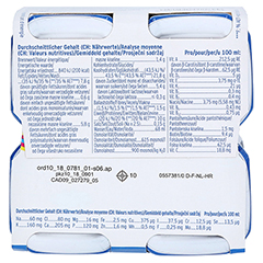 FRESUBIN 2 kcal Fibre DRINK Lemon Trinkflasche 4x200 Milliliter - Unterseite