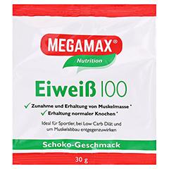 EIWEISS 100 Schoko Megamax Pulver 30 Gramm