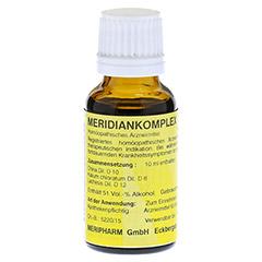 MERIDIANKOMPLEX 3 Tropfen zum Einnehmen 20 Milliliter N1