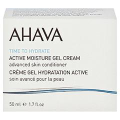 Ahava Active Moisture Gel Cream 50 Milliliter - Vorderseite