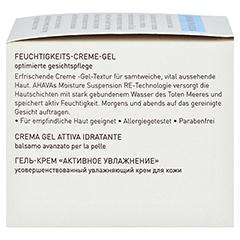 Ahava Active Moisture Gel Cream 50 Milliliter - Rechte Seite