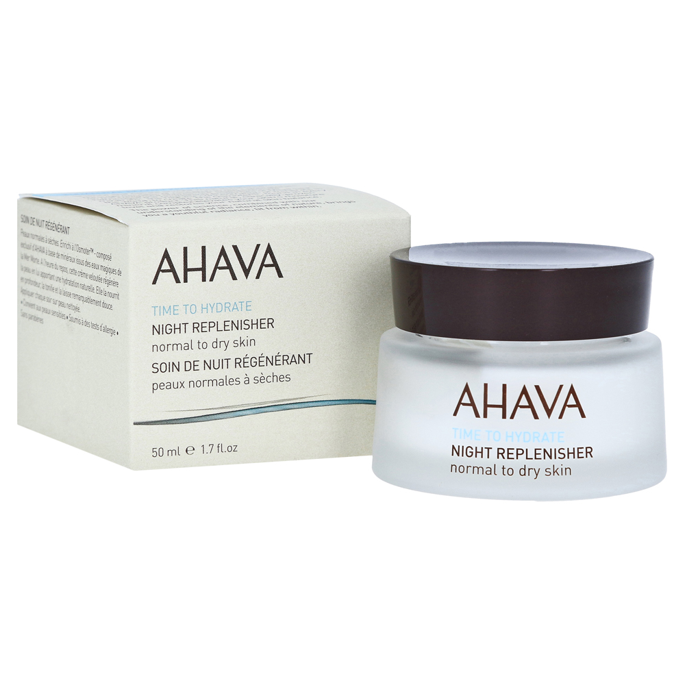 ahava-night-replenisher-normale-trockene-haut-50-milliliter
