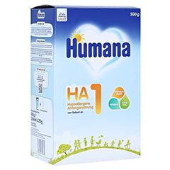 HUMANA HA 1 Anfangsnahrung Pulver 500 Gramm