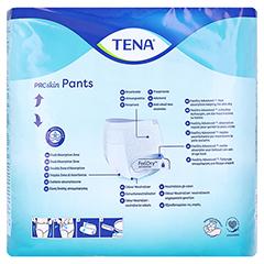 TENA PANTS maxi L Einweghose 10 Stück - Rückseite