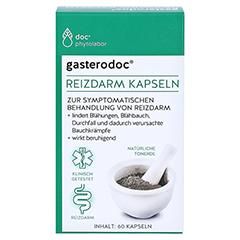 GASTERODOC Reizdarm Kapseln 60 Stück - Vorderseite