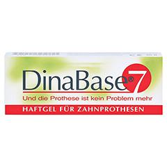 DINABASE 7 Haftgel für Zahnprothesen 1 Stück - Vorderseite