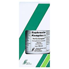 EUPHRASIA KOMPLEX L Ho-Fu-Complex Tropfen 100 Milliliter N2 - Vorderseite