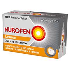 Nurofen 200 mg Schmelztabletten Lemon 48 Stück N3