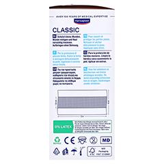 Hansaplast Classic Pflaster 4 cmx5 m 1 Stück - Linke Seite