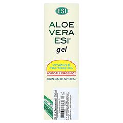 Aloe Vera GEL 99,9% + Vitmin E + Teebaumöl 100 Milliliter - Vorderseite