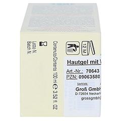 Aloe Vera GEL 99,9% + Vitmin E + Teebaumöl 100 Milliliter - Unterseite