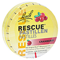 BACH ORIGINAL Rescue Pastillen Cranberry 50 Gramm