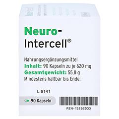 NEURO-INTERCELL Kapseln 90 Stück - Linke Seite