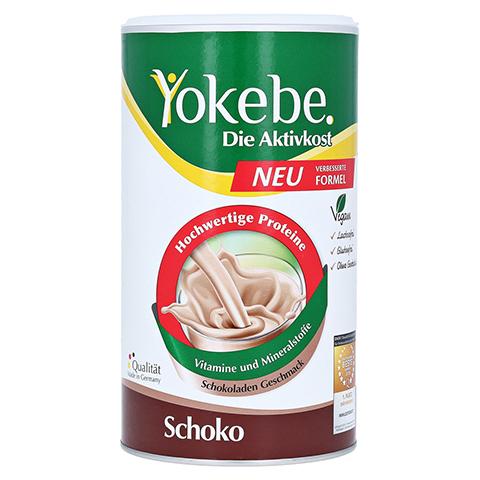 YOKEBE Schoko NF Pulver 500 Gramm