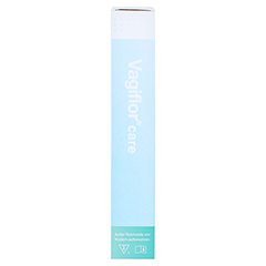 VAGIFLOR care vaginaler pH Test 3 Stück - Linke Seite