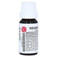 REGENAPLEX Nr.510 a Tropfen 15 Milliliter - Rückseite